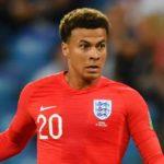 England's Dele Alli hopeful quad injury not too serious