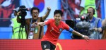 Win over Germany just the start, vows Son