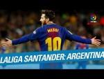 LaLiga Santander en el Mundial: Argentina