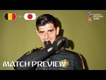 Thibaut COURTOIS (Belgium) - Match 54 Preview - 2018 FIFA World Cup™