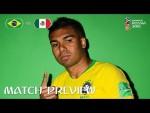 CASEMIRO (Brazil) - Match 53 Preview - 2018 FIFA World Cup™