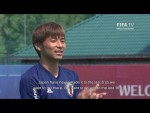 Takashi INUI (Japan) - Match 54 Preview - 2018 FIFA World Cup™
