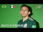 Hector HERRERA (Mexico) - Match 53 Preview - 2018 FIFA World Cup™