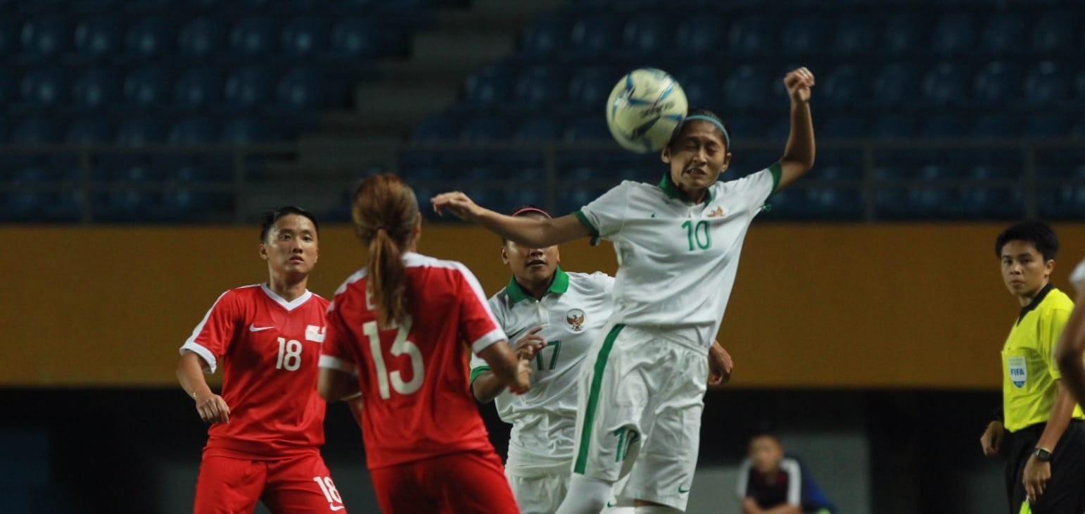 Singapore hold Indonesia, winning start for Myanmar