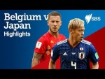 BELGIUM v JAPAN HIGHLIGHTS - FIFA World Cup