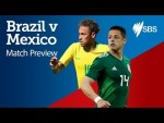 BRAZIL v MEXICO HIGHLIGHTS - FIFA World Cup