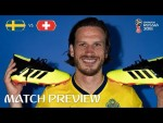 Gustav SVENSSON (Sweden)  - Match 55 Preview - 2018 FIFA World Cup™