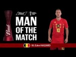 Eden HAZARD - Man of the Match - MATCH 54