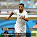 MANCHESTER CITY close to MAHREZ again: player missing Leicester summer camp