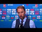 Gareth SOUTHGATE - Post Match Interview - MATCH 56