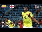 Yerry MINA Goal – Colombia v England  – MATCH 56