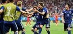 AFC President praises Japan for remarkable display