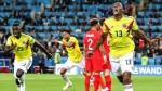 Yerry Mina focused on Barcelona after World Cup heroics with Colombia