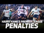 HARRY KANE'S PREMIER LEAGUE PENALTY STRIKES