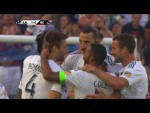 LA Galaxy's Zlatan Ibrahimovic strikes a stunning volley