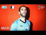 Diego GODIN (Uruguay)  - Match 55 Preview - 2018 FIFA World Cup™