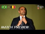 Roberto MARTINEZ (Belgium)  - Match 58 Preview - 2018 FIFA World Cup™
