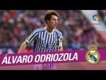 Álvaro Odriozola ficha por el Real Madrid