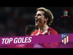 TOP Goles Atlético de Madrid LaLiga Santander 2017/2018