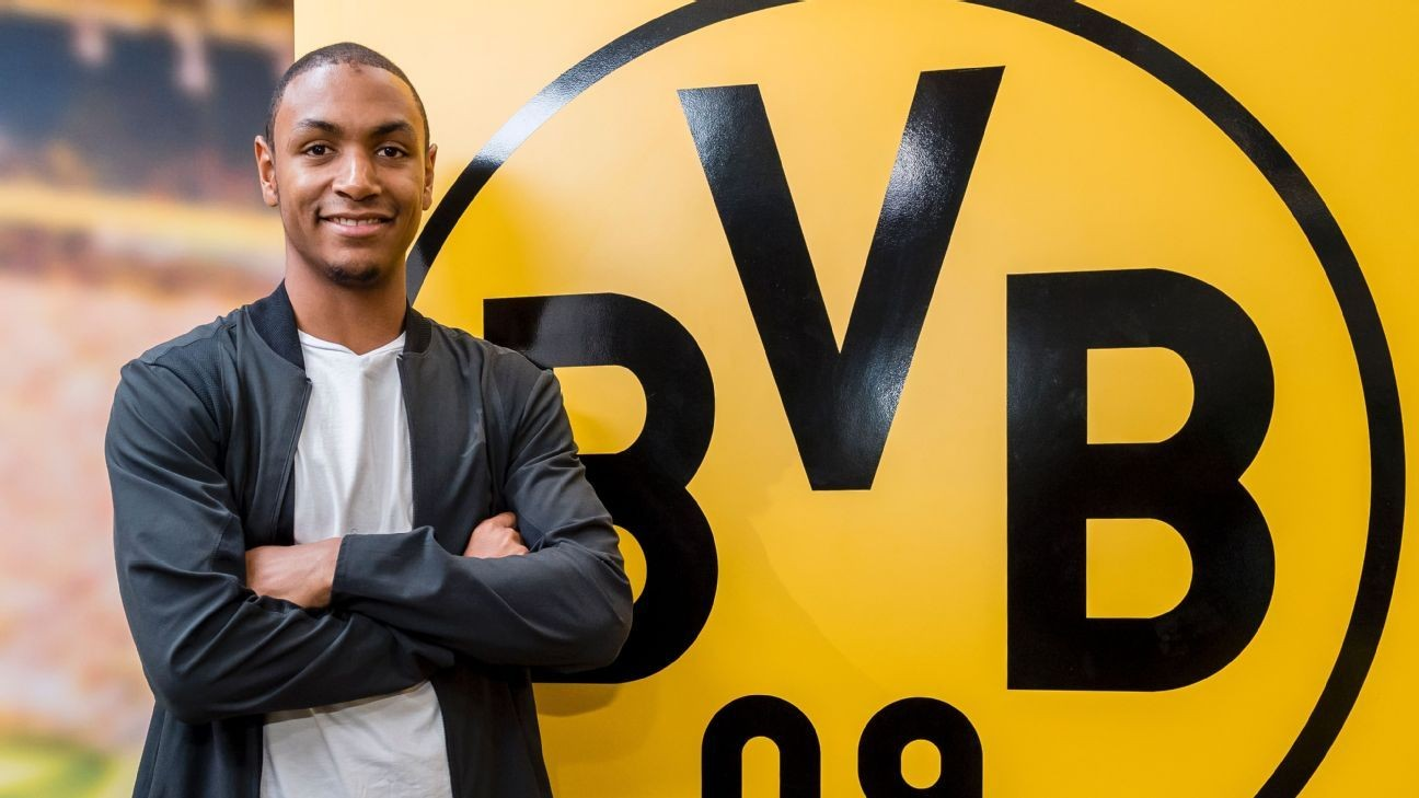 Borussia Dortmund sign Abdou Diallo, France under-21 defender, from Mainz