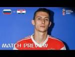 Ilya KUTEPOV (Russia)  - Match 59 Preview - 2018 FIFA World Cup™