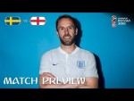 Gareth SOUTHGATE (England)  - Match 59 Preview - 2018 FIFA World Cup™