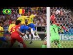 Belgium Goal v Brazil – MATCH 58