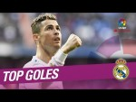 TOP Goles Real Madrid LaLiga Santander 2017/2018
