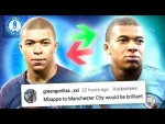 Manchester City To Beat Real Madrid To Kylian Mbappe Transfer  Because…  | The Comments Show