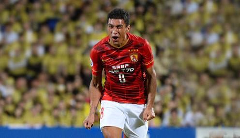 Paulinho returns to China