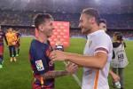 Roma turn to Totti and Messi to troll Juventus bound Cristiano Ronaldo