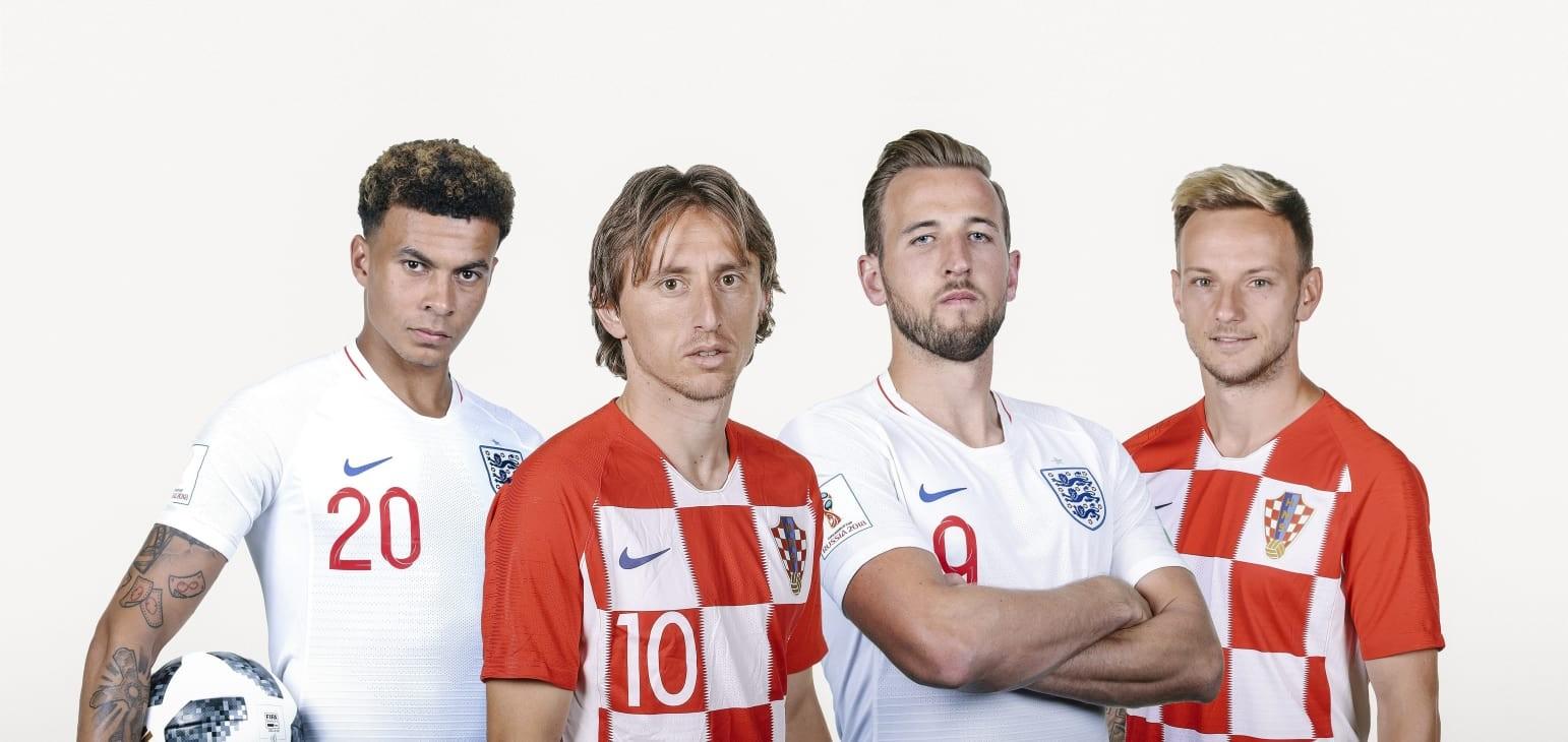 Semi-final Preview: Croatia v England