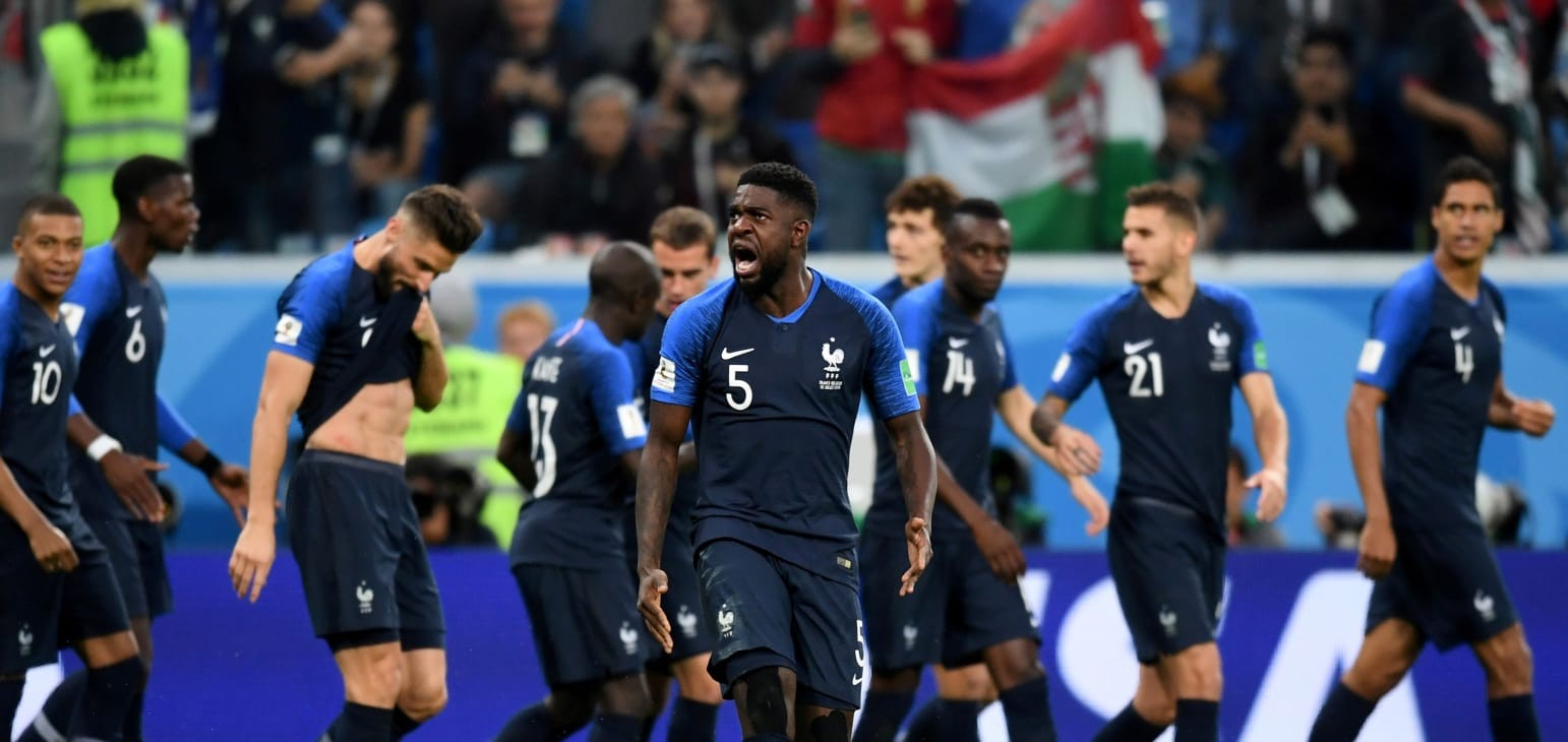 Umtiti header takes France into final