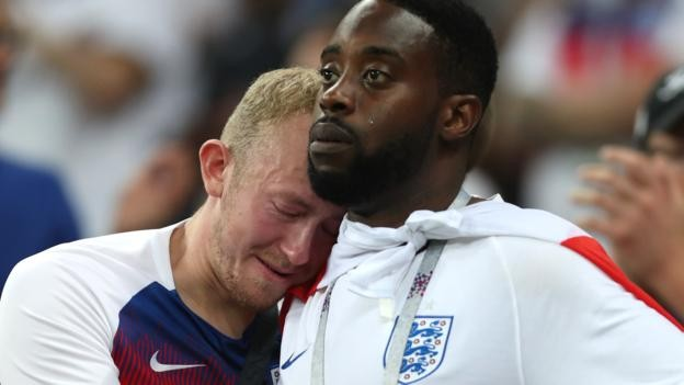 England's World Cup defeat: Reaction as Gareth Southgate's side lose semi-final
