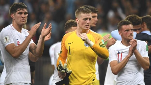 World Cup 2018: How the England players rated v Croatia