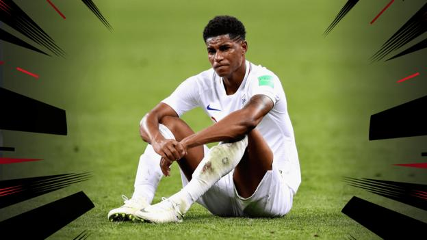 World Cup 2018: English hope turns to familiar despair