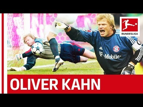 Oliver Kahn - Bundesliga's Greatest