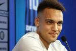 "Serie A                    LAUTARO MARTINEZ: ""INTER'S PROJECT CONVINCED ME RIGHT AWAY"""