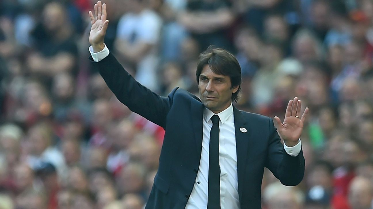 Chelsea sack Antonio Conte as Maurizio Sarri appointment looms - sources