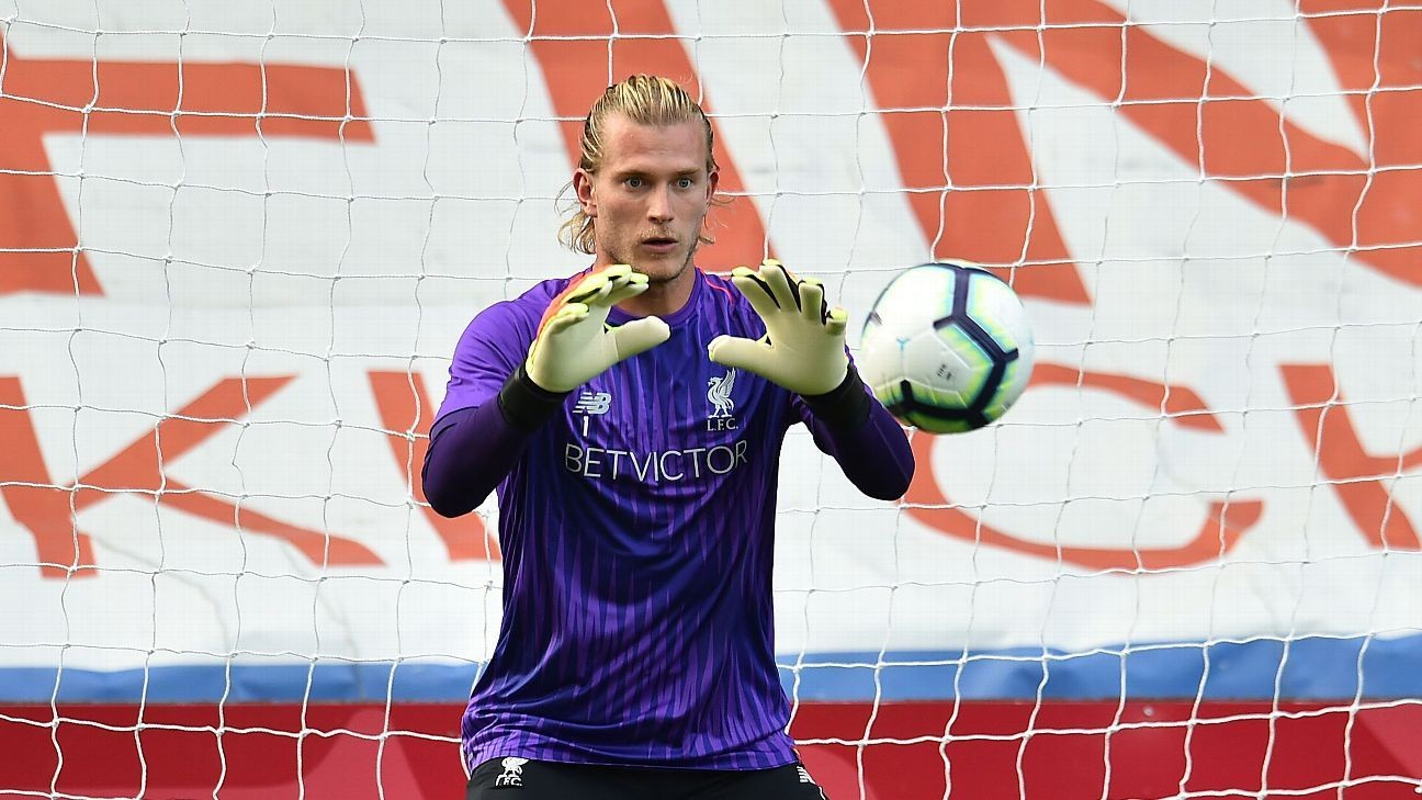 Liverpool's Loris Karius commits another blunder in friendly win over Tranmere