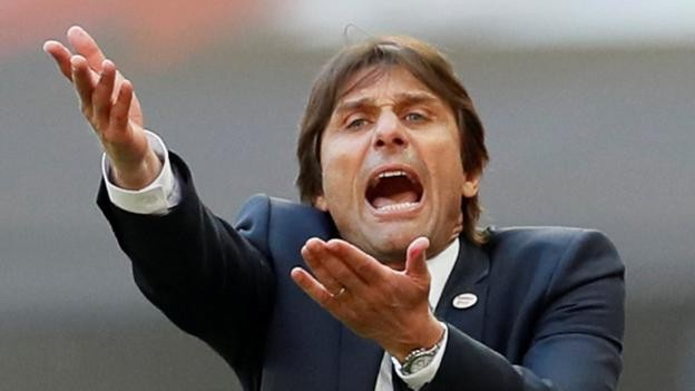 Antonio Conte: Chelsea set to announce the departure of former Italy manager