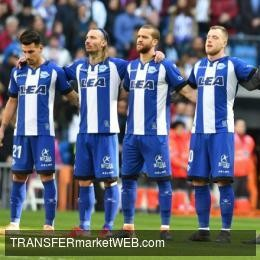 OFFICIAL - Deportivo Alavés sign Victor LOPEZ on deal extension