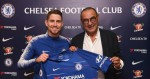Chelsea appoint Sarri and beat Manchester City to Napoli star