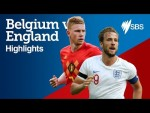 THIRD PLACE PLAY-OFF: BELGIUM v ENGLAND HIGHLIGHTS - FIFA World Cup