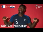 Paul POGBA - France v Croatia Preview - 2018 FIFA World Cup™ - Play-off for third place