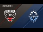 HIGHLIGHTS: D.C. United vs. Vancouver Whitecaps FC | July 14, 2018