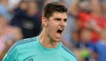 Courtois waiting to choose