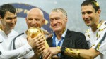 World Cup: Didier Deschamps says France win is 'supreme coronation'