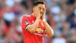 Alexis Sanchez not on Man United flight amid U.S. visa issues - sources