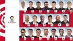 The 20 coaches in LaLiga Santander 2018/19